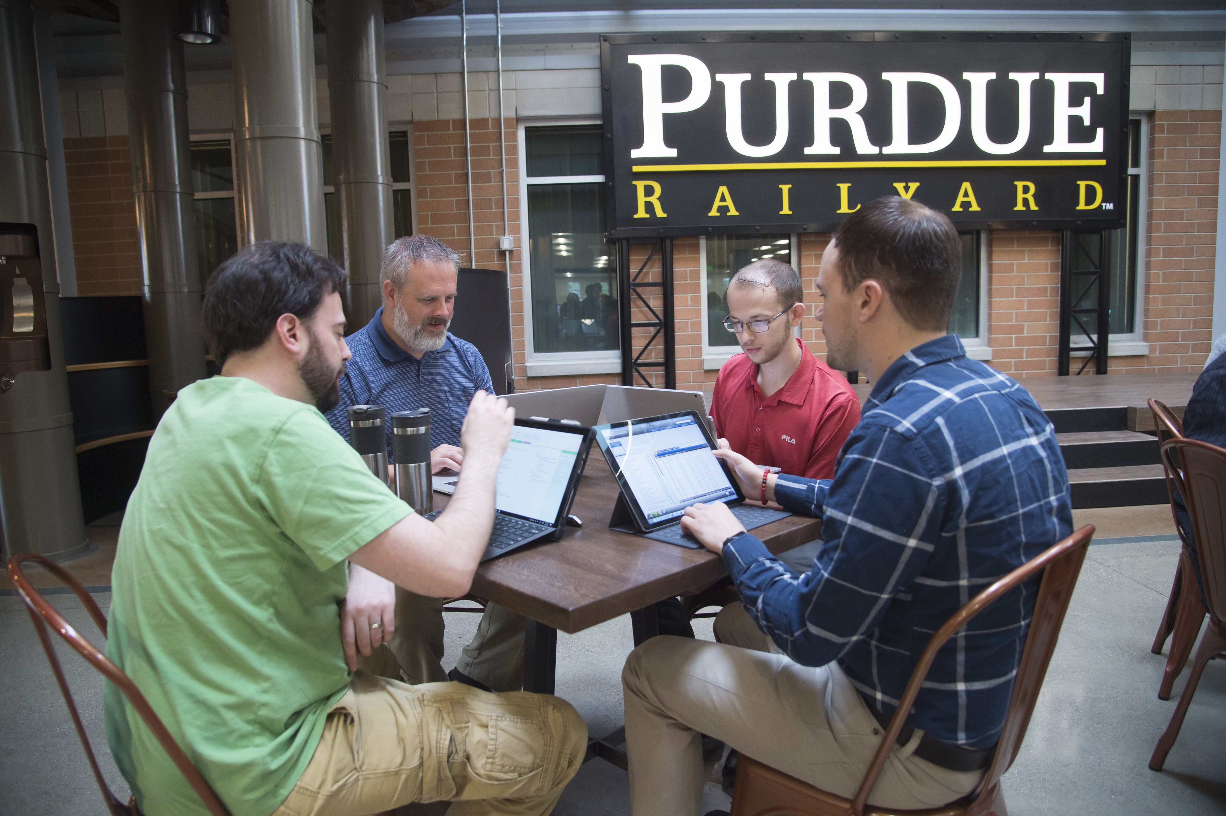 Purdue Technology Conference Rooms