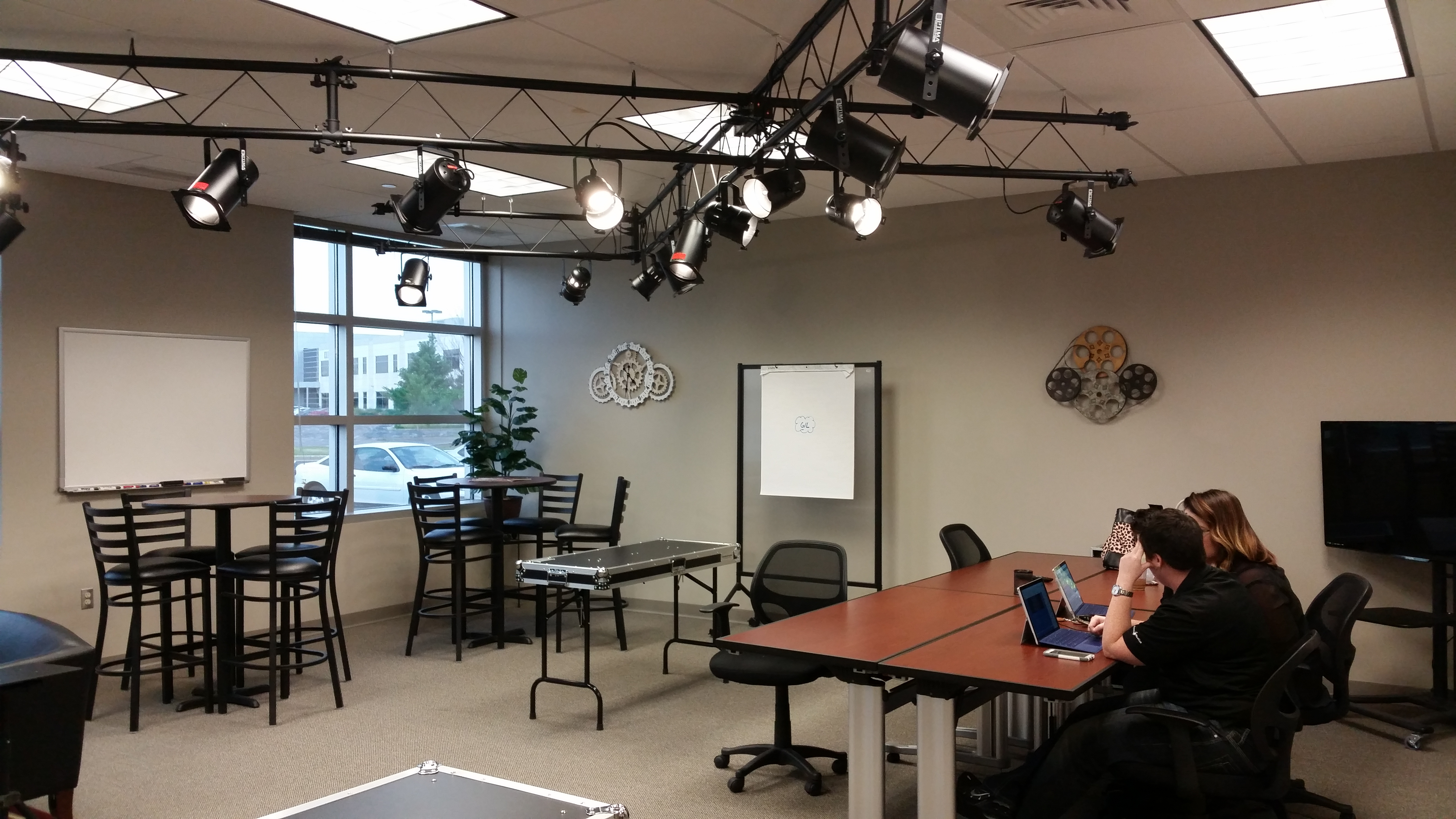 Join our co working space research park purdue university for Space and co